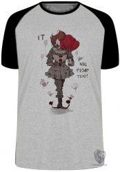 Camiseta Raglan  It a coisa