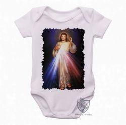 Roupa Bebê Jesus Cristo  luz
