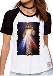 Blusa Feminina Jesus Cristo luz