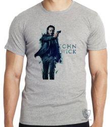 Camiseta Infantil John Wick