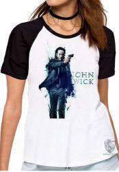 Blusa Feminina John Wick