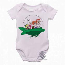 Roupa  Bebê   Os Jetsons nave