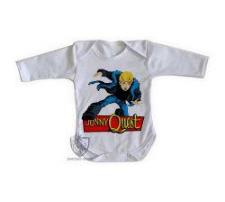 Roupa Bebê manga longa  Jonny Quest casaco