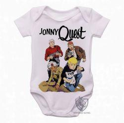 Roupa  Bebê   Jonny Quest turma