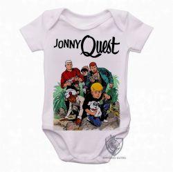 Roupa  Bebê   Jonny Quest selva