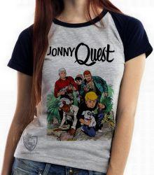 Blusa Feminina Jonny Quest selva