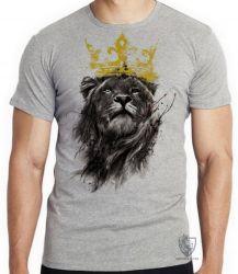 Camiseta Leão O Rei