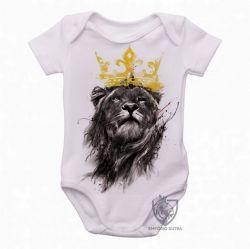 Roupa Bebê Leão O Rei