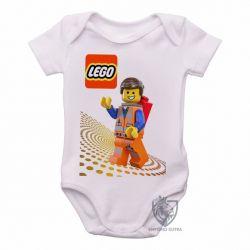 Roupa  Bebê Lego Emmet Brickowski