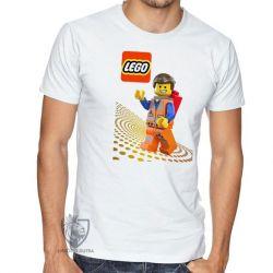 Camiseta Lego Emmet Brickowski