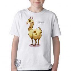 Camiseta Infantil Lhamastê