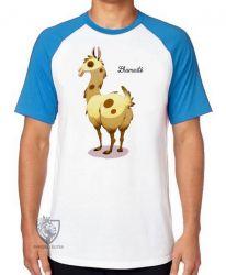 Camiseta Raglan Lhamastê