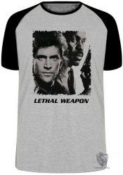 Camiseta Raglan  Máquina Mortífera