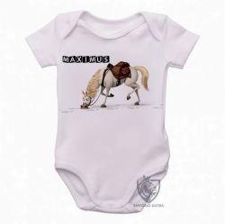 Roupa  Bebê Max Enrolados