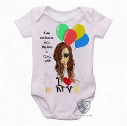 Roupa Bebê Me leve à NY