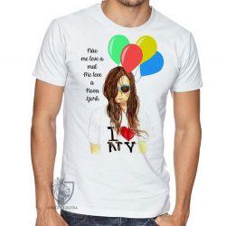 Camiseta  Me leve à NY