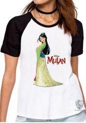 Blusa Feminina Mulan vestido