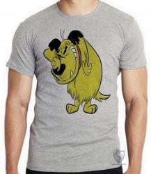 Camiseta Mutley rindo