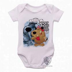 Roupa  Bebê  Mutley azul