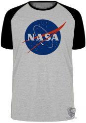 Camiseta Raglan NASA