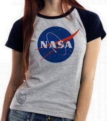 Blusa Feminina NASA