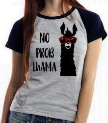 Blusa Feminina  No Problhama