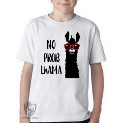 Camiseta Infantil  No Problhama