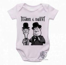 Roupa  Bebê  O Gordo e o Magro