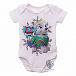 Roupa Bebê  Patrulha Canina Everest