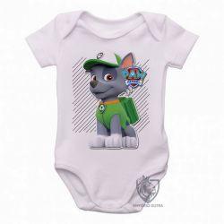 Roupa Bebê  Patrulha Canina Rocky
