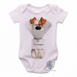 Roupa Bebê Pets Max Cone