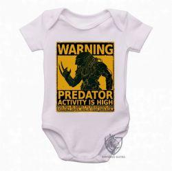 Roupa Bebê  Predador cartaz