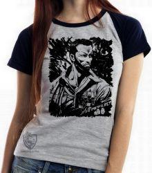 Blusa Feminina Predador Schwarzenegger