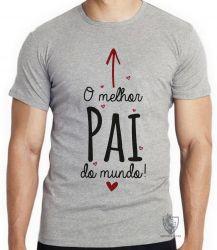 Camiseta  Melhor Pai