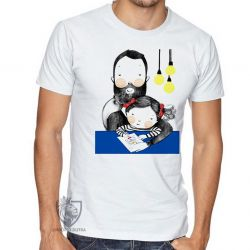 Camiseta  Melhor pai menina