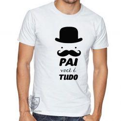 Camiseta  Pai tudo