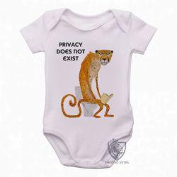 Roupa Bebê  Privacidade não existe