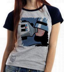 Blusa Feminina Robocop mobil