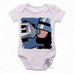 Roupa Bebê  Robocop mobil