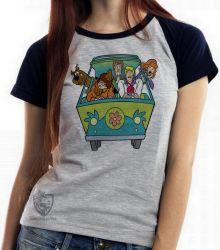 Blusa Feminina  Scooby Doo van
