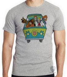 Camiseta  Scooby Doo van