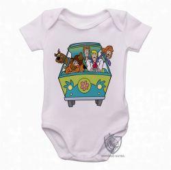Roupa Bebê Scooby Doo van