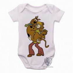 Roupa Bebê Scooby Doo Salsicha