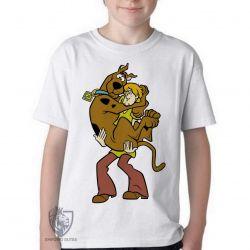 Camiseta Infantil  Scooby Doo Salsicha