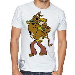 Camiseta  Scooby Doo Salsicha