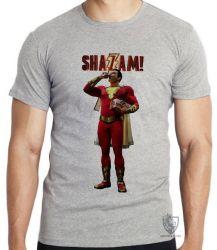 Camiseta Infantil Shazam