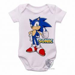 Roupa  Bebê Sonic II