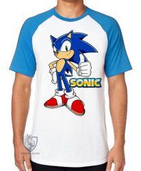 Camiseta Raglan Sonic II