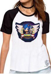 Blusa Feminina  Sonic  III