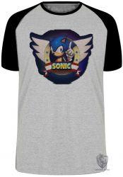 Camiseta Raglan Sonic III